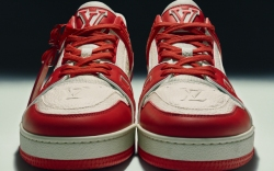 Louis Vuitton I (Red) sneakers