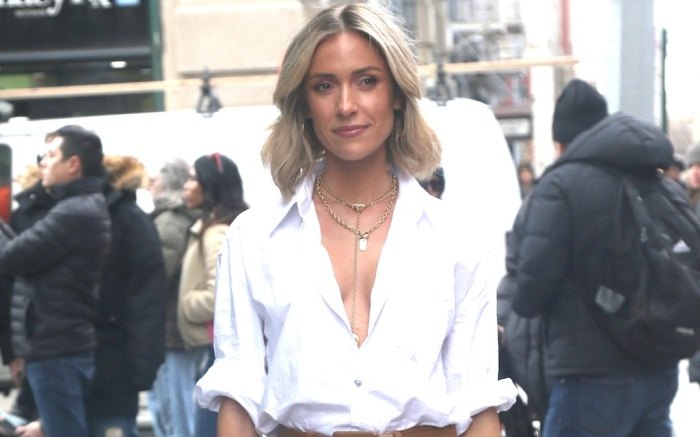 Kristin Cavallari at Build Series