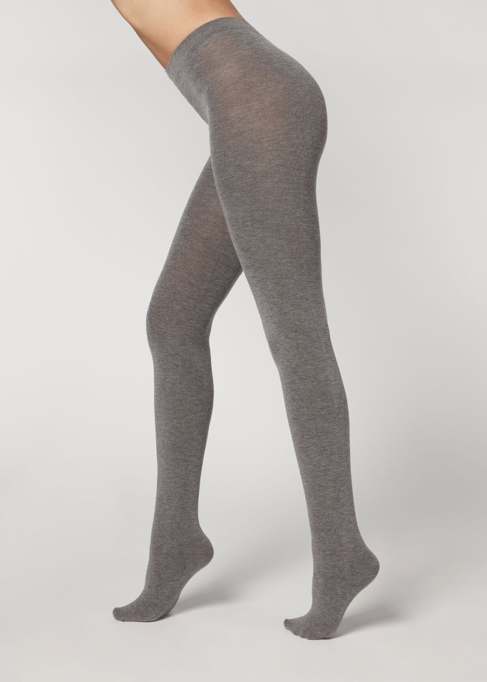 Calzedonia Soft Modal and Cashmere Blend Tights, warm tights