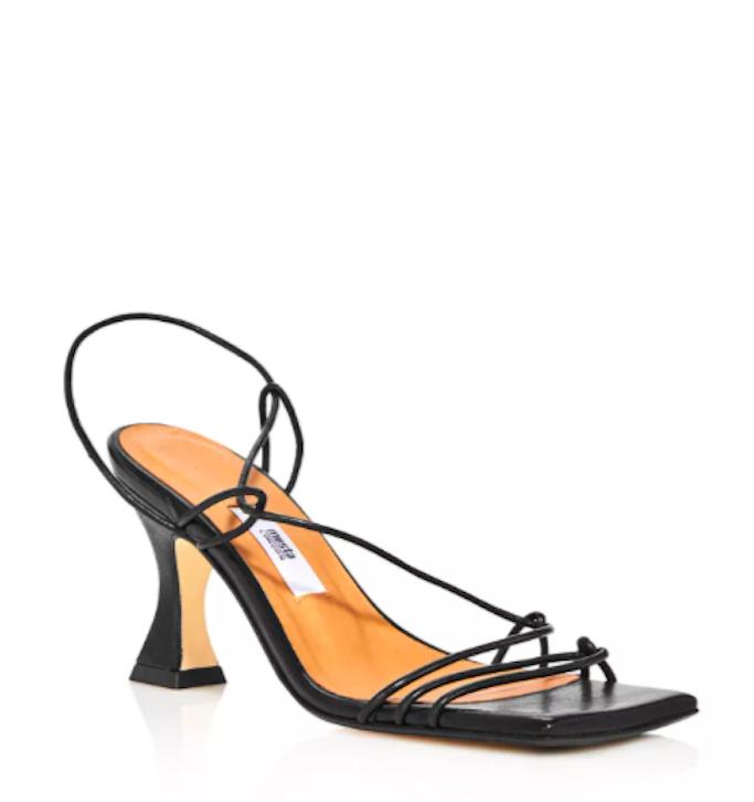 Miista Sally Square Toe High Heel Sandal