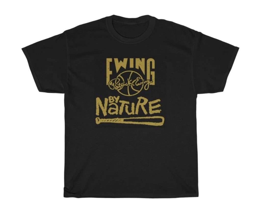Naughty By Nature x Ewing Athletics T-shirt