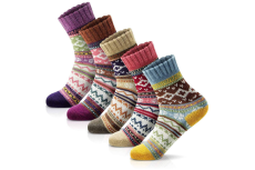 Cute Patterned Socks That Are Perfect for Work & Play