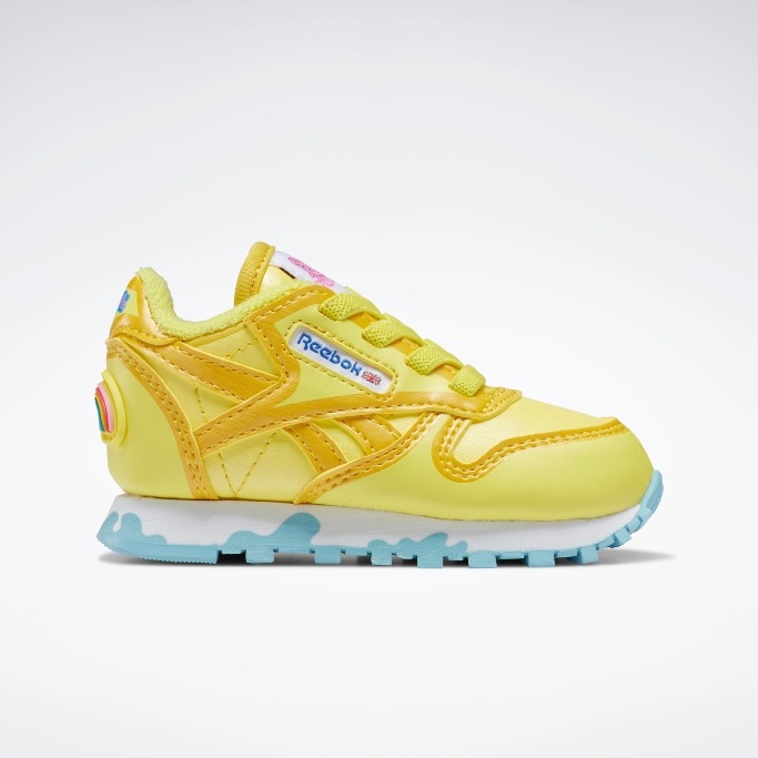 peppa pig classic leather, peppa pig reebok collab for kids
