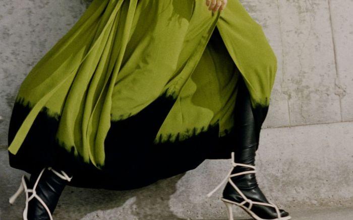 nyfw, new york fashion week, proenza schouler, fall 2021, shoes, shoe trends