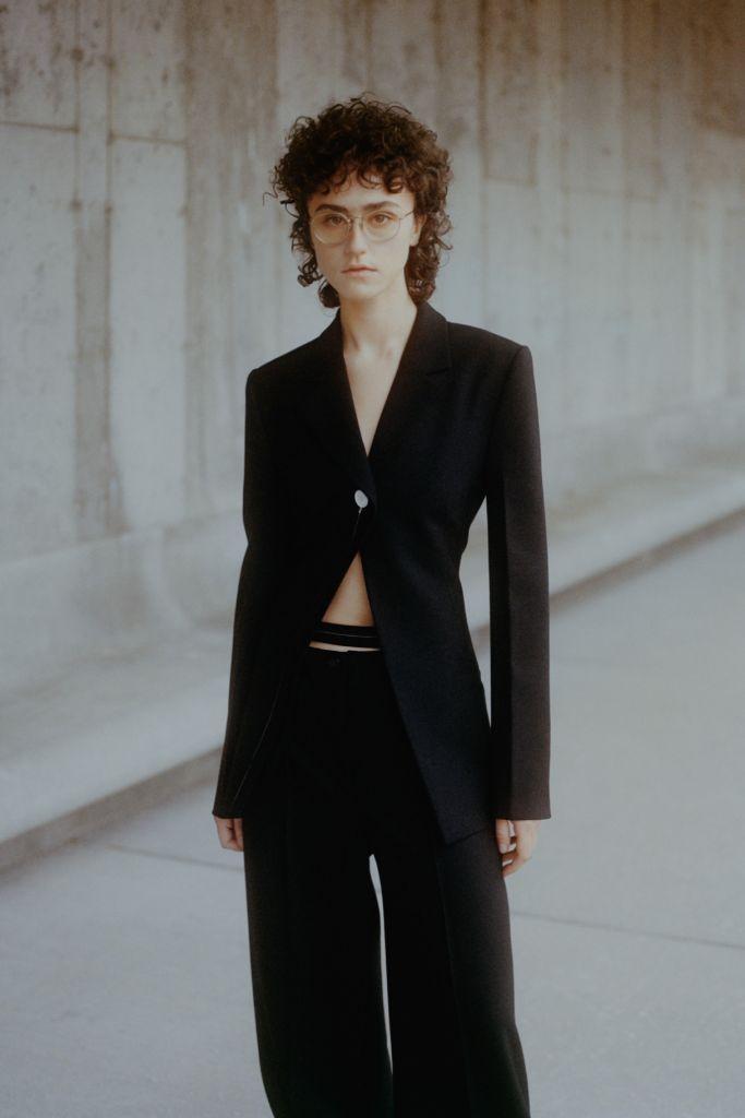 ella emhoff, kamala harris, nyfw, new york fashion week, runway, fall 2021, nyfw, proenza schouler