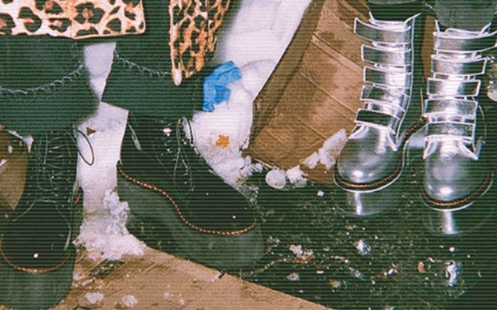 r13, r13 fall 21, craziest boots at nyfw
