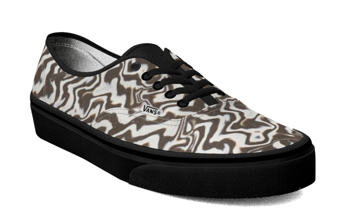 vans customs, rewina beshue authentic, black history month collection