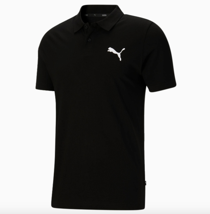 Puma Essentials Men's Jersey Polo, puma private sale