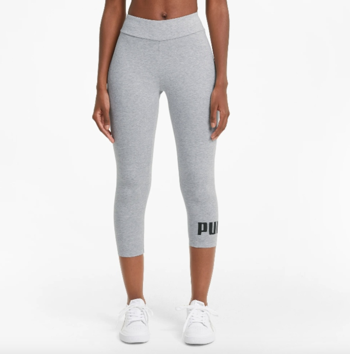 Puma Essentials Women's 3/4 Logo Leggings, puma private sale