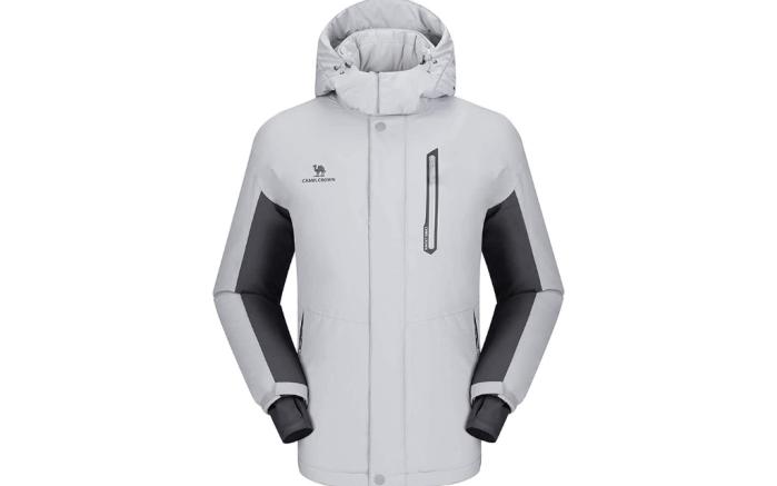 ski jacket, men's, women's