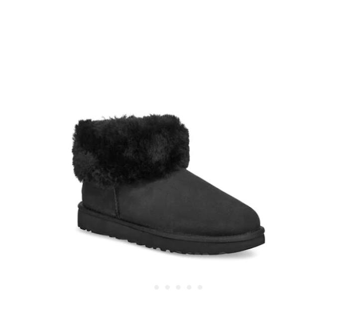 Ugg-Mini-Fluff-Boot