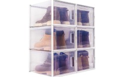 large storage bins for shoes