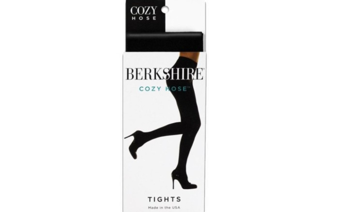 Berkshire Women's Cozy Tight with Fleece-Lined Leg