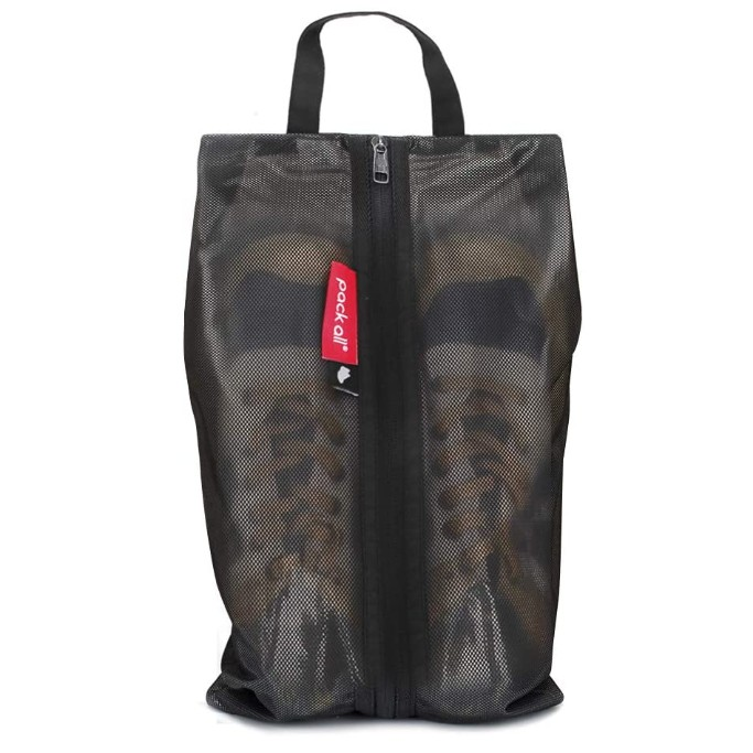 Pack all Water Resistant Travel Shoe Bag, golf shoe bags