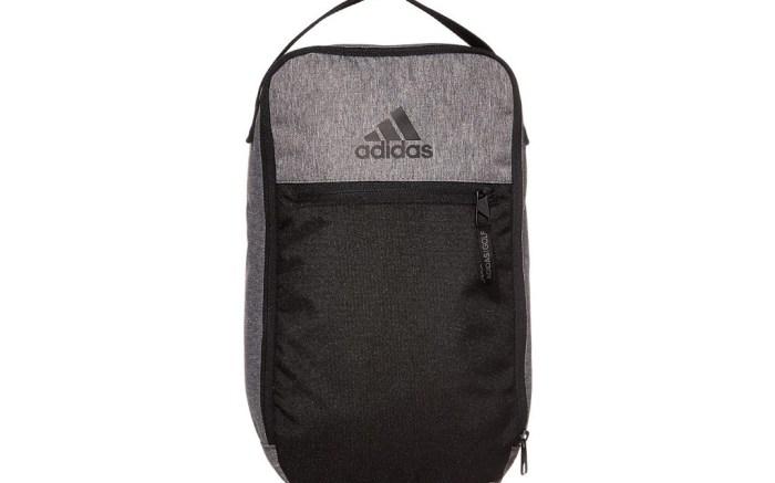 adidas golf shoe bags