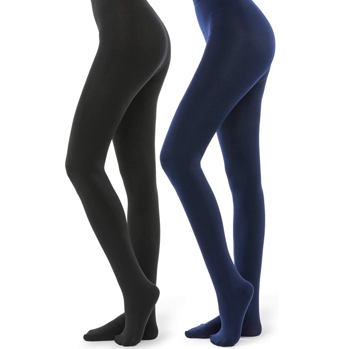 G&Y Fleece-Lined Tights