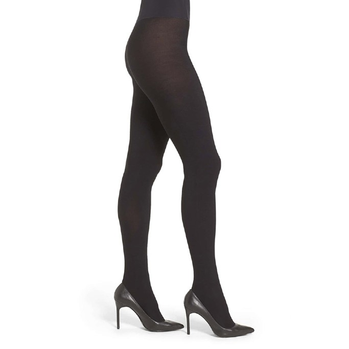 Commando Eclipse Opaque 110 Denier Tights, warm tights