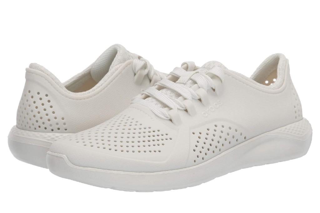 Crocs Women's LiteRide Pacer, crocs with shoelaes