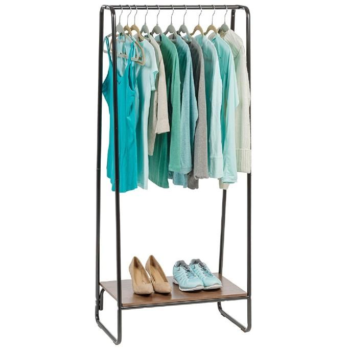 Iris USA Metal Garment Rack, best clothing racks