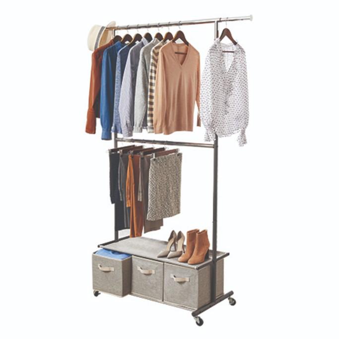 Better Homes and Gardens Garment Rack, best clothing racks