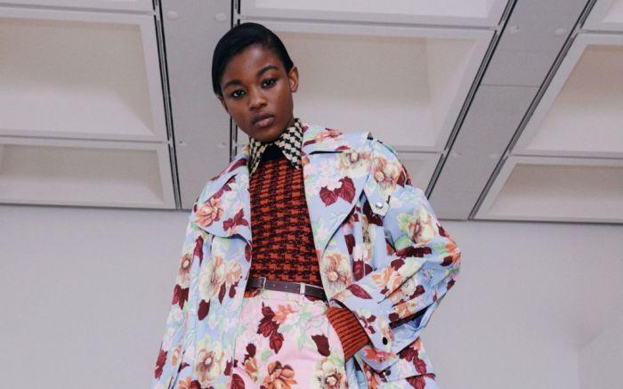 victoria beckham, victoria beckham fall 2021, fall 2021, fall 2021 fashion, fashion, runway