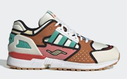 'The Simpsons' x Adidas ZX 10000