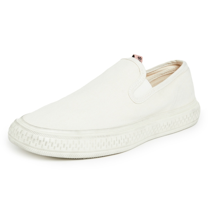 Acne Studios Classic Slip-On Sneakers, shoes you can wear without socks
