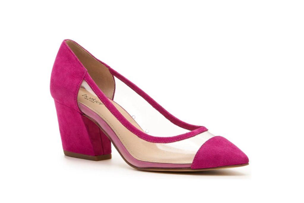 botkier sadie pump, pink heels