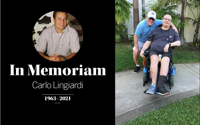 Carlo Lingiardi Dies