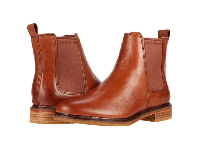 clarks-wide-leather-boot