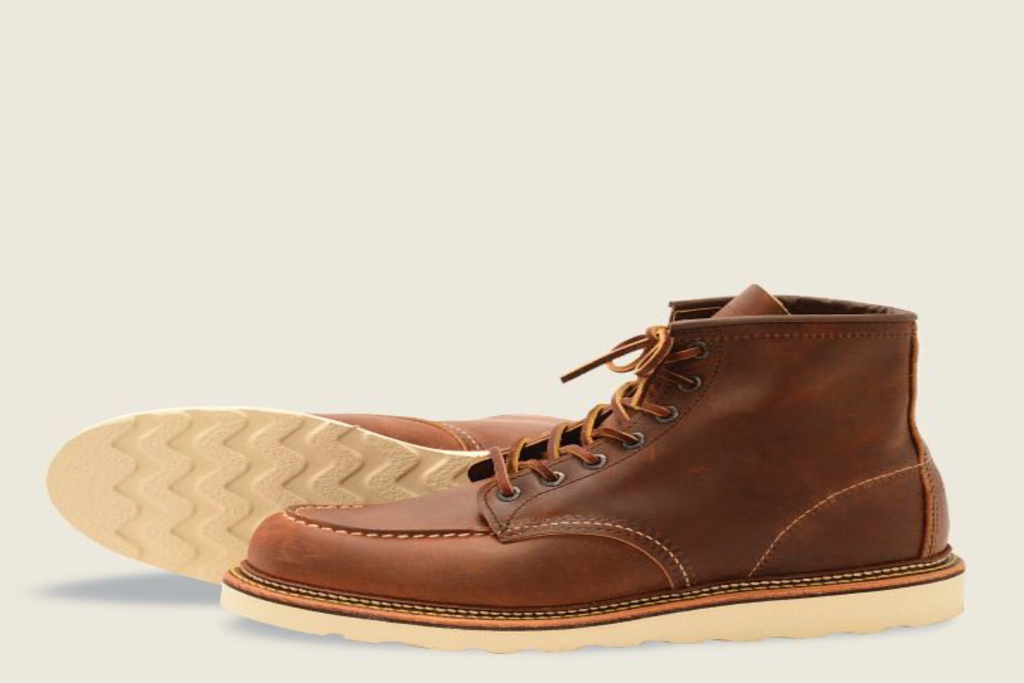 Red Wing Heritage Style 1907 Classic Moc