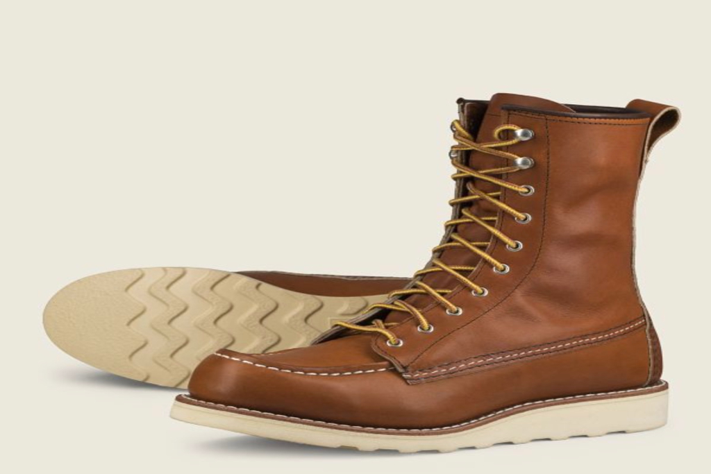 Red Wing Heritage Style 3427 8-Inch Moc