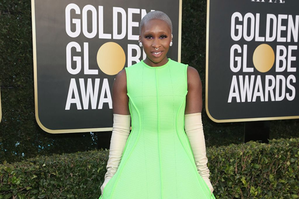 The Best Dressed at the 2021 Golden Globes