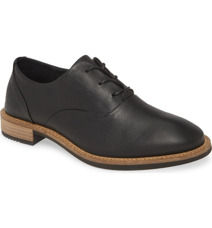 shoes you can wear without socks, Ecco Sartorelle 25 Tailored Oxford