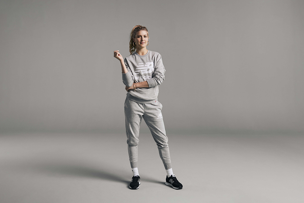 Eugenie Bouchard New Balance