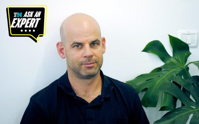 headshot of eyal raab vp riskified for ask an expert logo series
