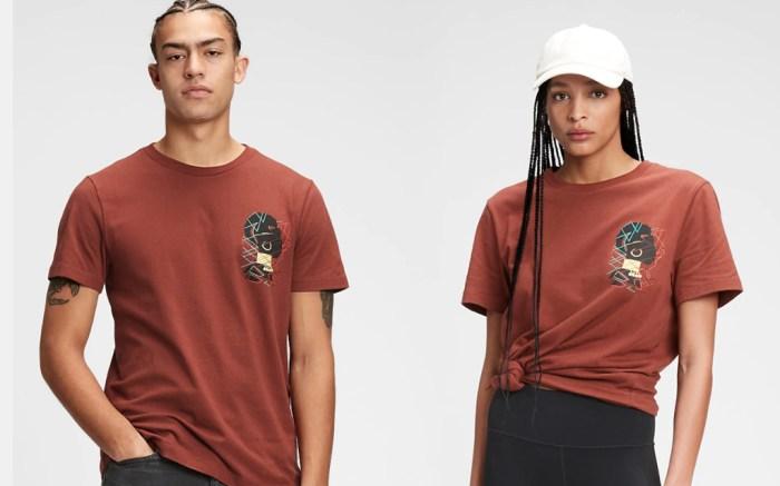 black history month collection gap, gap, gap t-shirt black history month collection