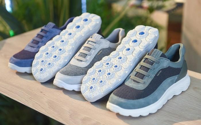 Geox, Sneakers, Fall 21