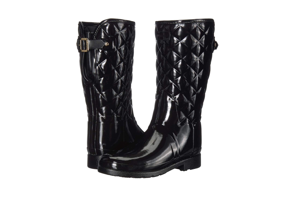 hunter-quilted-rain-boots-spring-boots