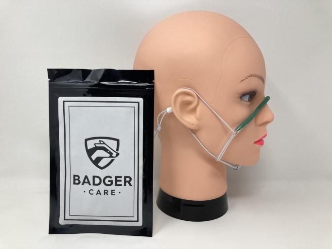 LetsSaveTogether Badger Seal Mask Fitter