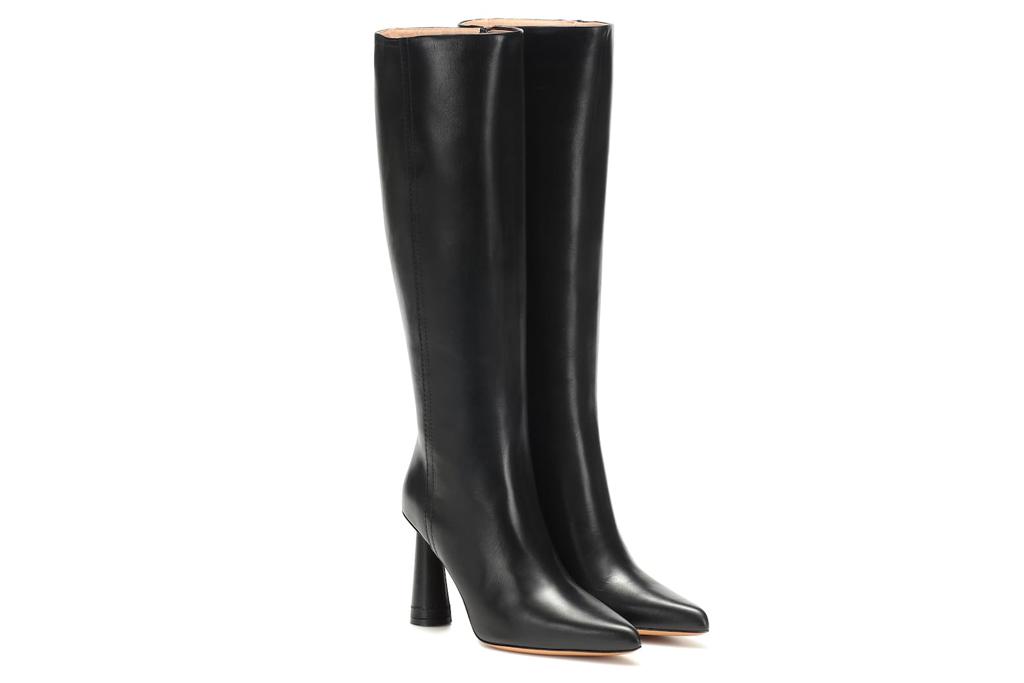 jacquemus, boots, black