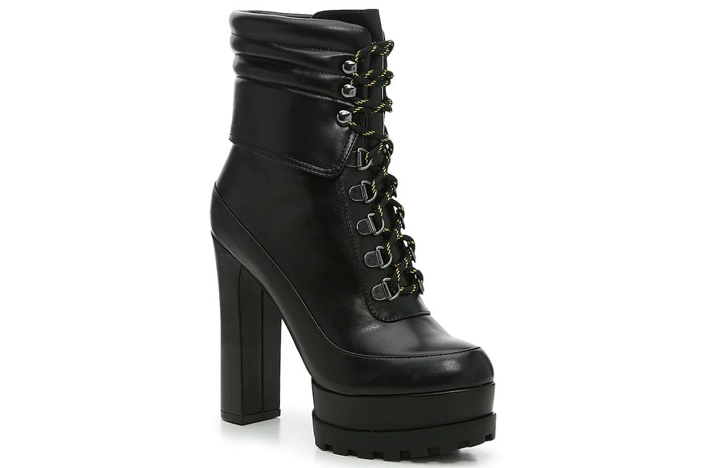 combat boots, heel, platform, jessica simpson