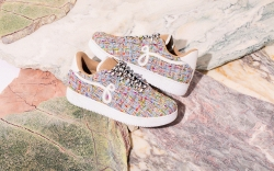 John Geiger GF-01 Multi-Tweed