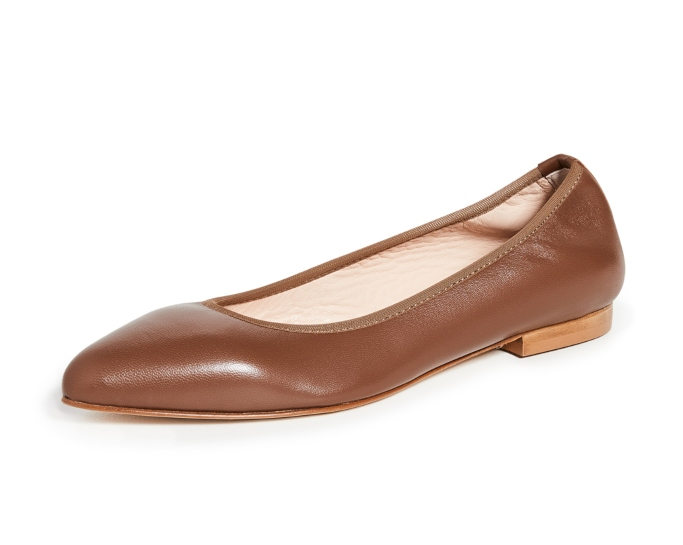 Kahmune Kennedy Flats, shoes you can wear without socks