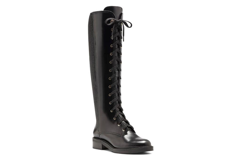 louise et cie, voshelle lace-up boot, combat boot