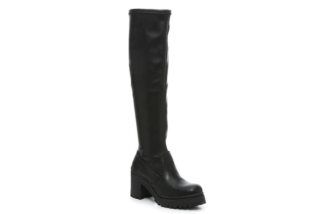 steve madden, madden girl, tall boot