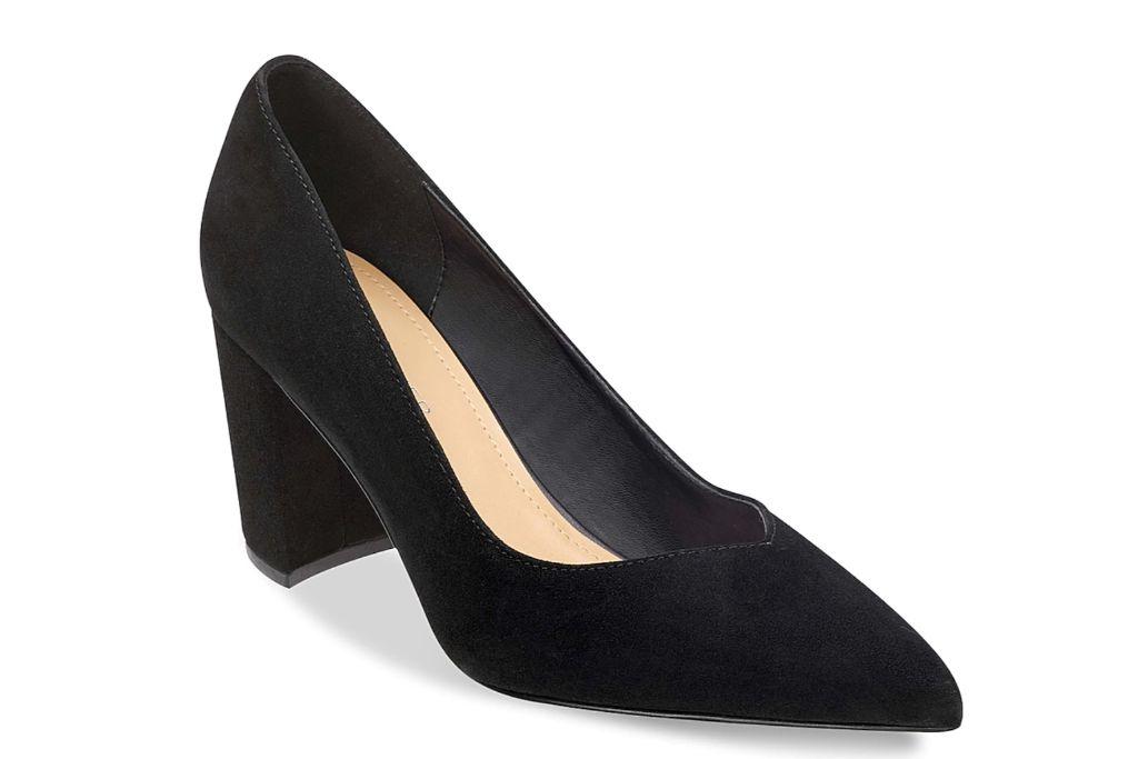 marc fisher, caitlin pump, black heel