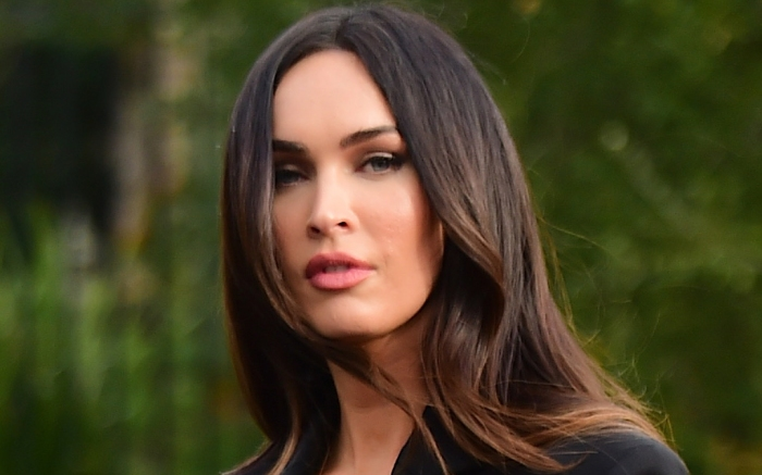 megan-fox-leather-pants-blazer