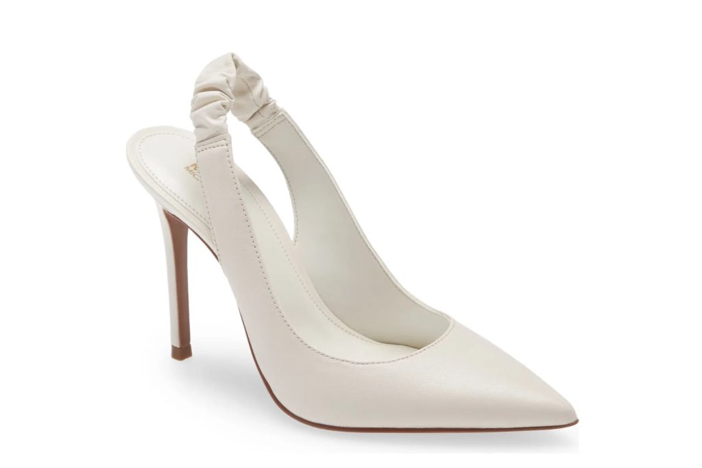 michael by michael kors, raleigh slingback pump