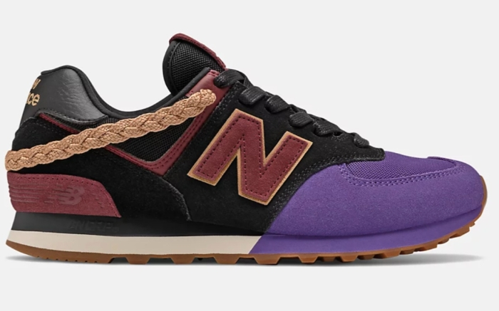 New Balance, Black History Month Collection, 574 Sneaker